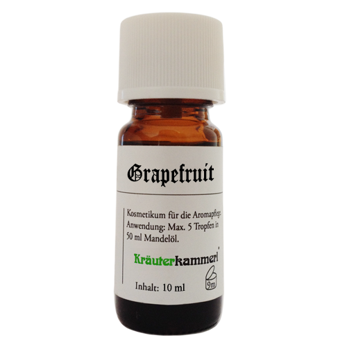 Grapefruit Öl 10ml