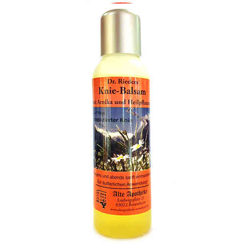Dr. Rieders Knie-Balsam 100ml