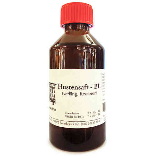 Hustensaft - BL 200ml