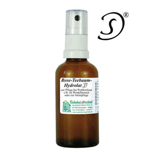 Rose-Teebaum-Hydrolat 55ml