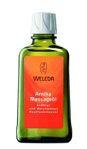 Arnika Massageöl 200ml