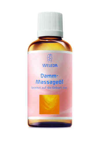 Damm Massageöl 50ml